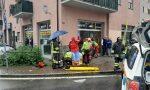 Morbegno: 32enne cade dal secondo piano, è grave