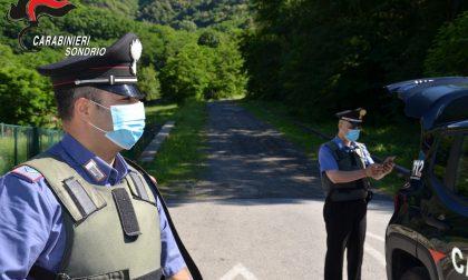 Controlli anti covid: 21 persone sanzionate in provincia di Sondrio
