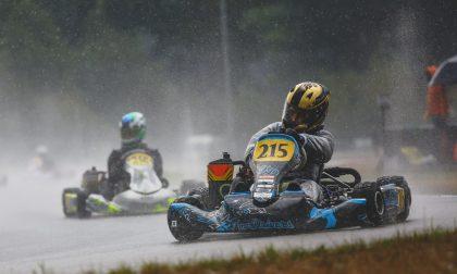 Giuseppe Forenzi sfiora la top10 all'Europeo di kart in Belgio