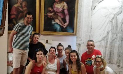 L'Oratorio di Grosotto a Roma