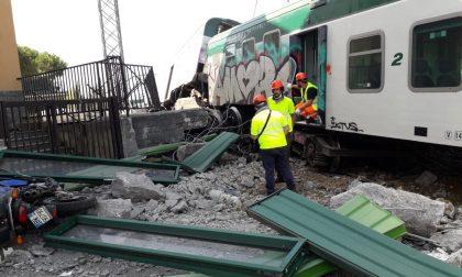 Clamoroso: il treno deragliato non aveva nessuno al comando