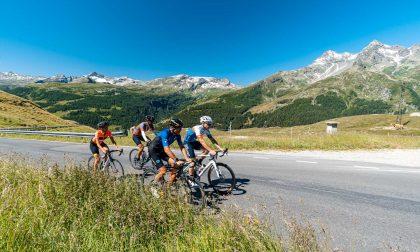 Il Giro Under 23 a Montespluga: un grande evento sportivo che promuove la Valchiavenna