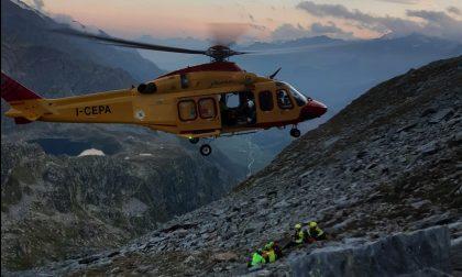 Tragedia in Valchiavenna: 28enne ritrovato senza vita