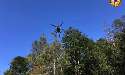 Salvata una turista in difficoltà in Val Bodengo