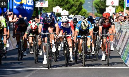 Giro d'Italia Under 23 a Sondrio: attenzione alle modifiche della viabilità