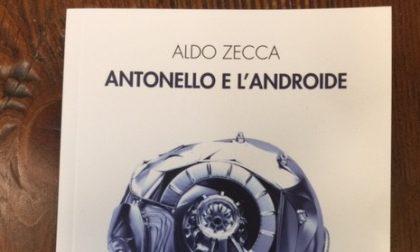 """""""Antonello e l'androide"""" di Aldo Zecca alla mostra del libro di Roma"""
