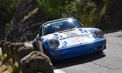 Da Zanche e Pentacar tornano in azione al Rallye Elba su Porsche