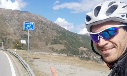 In bici 24 ore non stop dal passo del Sempione allo Stelvio FOTO