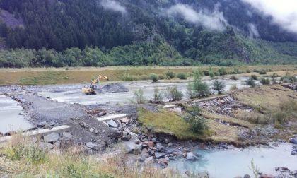 Maltempo, 710 mila euro per interventi in Alta Valtellina