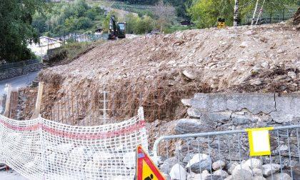 Proseguono i lavori sulla Val Maggiore