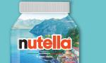 Il Lago di Como sui barattoli della Nutella