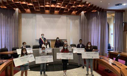Premiati gli studenti migliori di Sondrio – FOTO