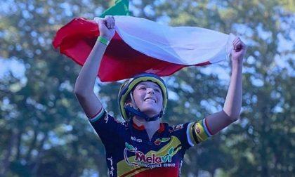 Valentina Corvi è campionessa italiana