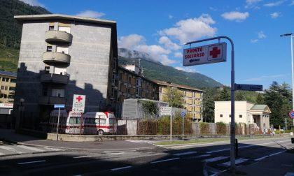 Aggressione nei pressi dell'Ospedale a Sondrio