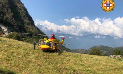 Escursionisti in difficoltà, doppio intervento dei soccorsi in Valchiavenna