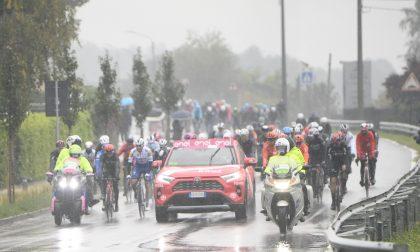 Giro d'Italia: neutralizzata la tappa da Morbegno