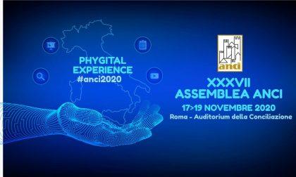 La XXXVII Assemblea Anci sarà una phygital experience, appuntamento il 17, 18 e 19 novembre