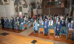 A Morbegno la cerimonia di inaugurazione dell'anno scolastico 2020/2021 – FOTO