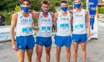 Trofeo Nasego: azzurrini top con Crippa e Rossi