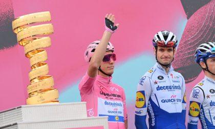 Giro d'Italia, è il giorno del tappone in Valtellina con lo Stelvio