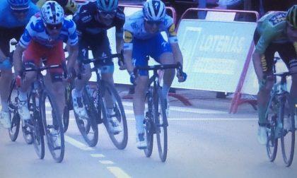 Bagioli terzo alla Vuelta