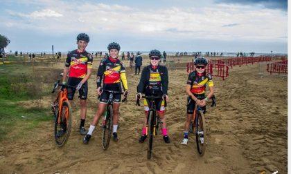Melavì Tirano Bike debutta nella prima tappa del Giro d'Italia di Ciclocross