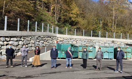 Inaugurata l'area ecologica di Val Masino