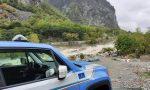 Valchiavenna: i torrenti fanno paura VIDEO