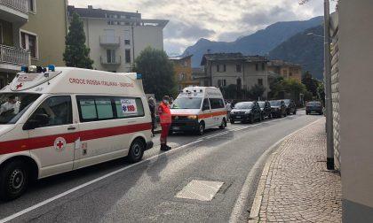Maxi tamponamento a Chiavenna, disagi al traffico