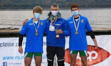 Canottieri Retica Campione d'Italia VIDEO