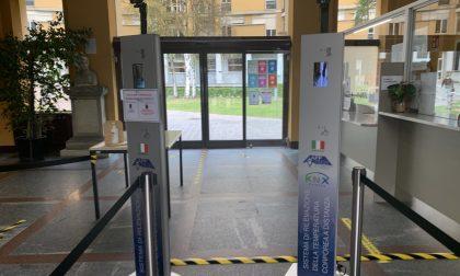 Controlli temperatura all'ingresso delle strutture sanitarie in Valtellina più agili