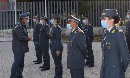 Visita in Valle del Comandante Regionale Lombardia della Guardia di Finanza – FOTO