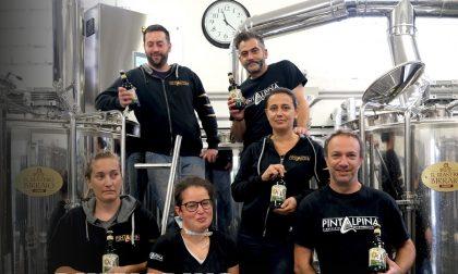 Argento europeo per la birra Pinta Alpina