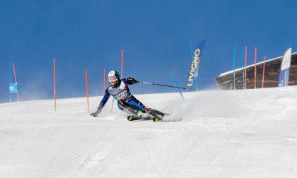 L'Italia dello sci si allena a Livigno