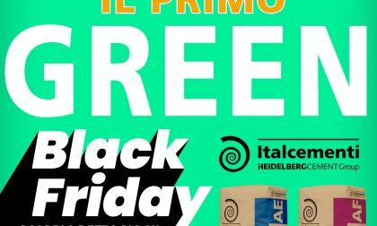 Black Friday di Italcementi per Sondrio