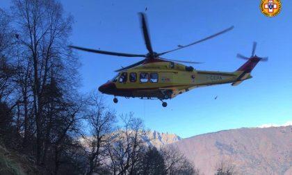 Tragedia sul Pizzo Badile, morti due alpinisti