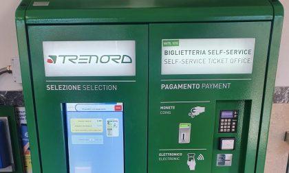 Trenord: biglietteria automatica a Colico, Morbegno e Tirano