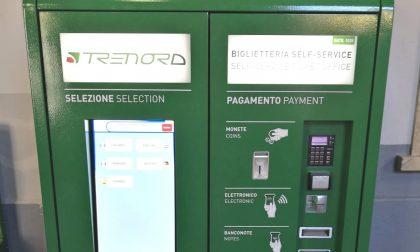 Trenord: installata una nuova Ticket Vending Machine nella stazione di Chiavenna