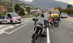 Scontro tra motociclette, donna grave in ospedale