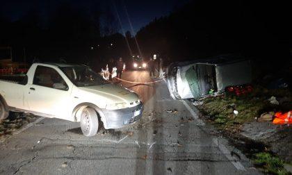 Schianto tra auto e furgone, ferito anche bambino di 4 anni