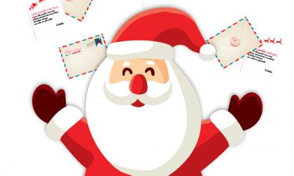 """""""Caro Babbo Natale vorrei…"""", la commovente letterina di Susanna"""