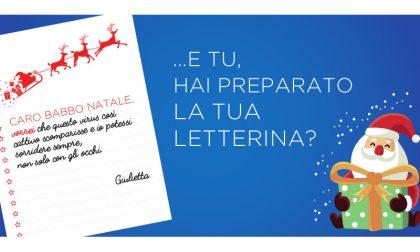 Caro Babbo Natale vorrei… Manda la tua letterina e aiutaci a sostenere il Banco Alimentare
