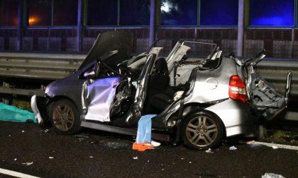 Drammatico incidente nel milanese: muoiono mamma, papà e figlia