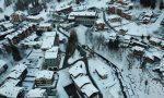 Là dove c'era il torrente ora c'è… la discarica della neve delle strade
