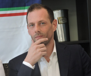 """Giuseppe Monti è il presidente del neonato """"Circolo di Fratelli d'Italia Città di Sondrio"""""""