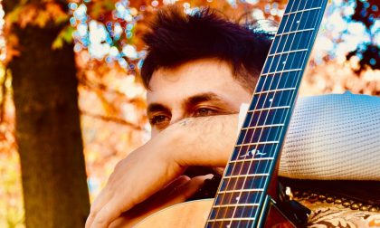 Record su Spotify per un cantautore valtellinese