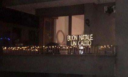 """""""Buon Natale un ca..o"""": le luminarie quest'anno non sono tutte positive..."""