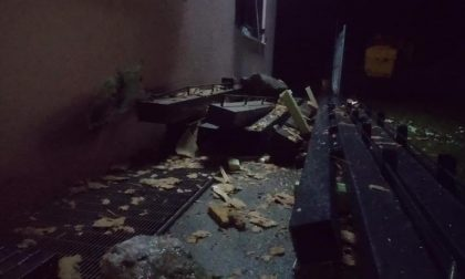 Frana a Novate Mezzola: rientrano in casa le famiglie sfollate