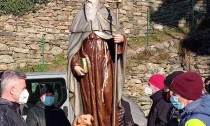 Postalesio: il video delle celebrazioni per Sant'Antonio Abate
