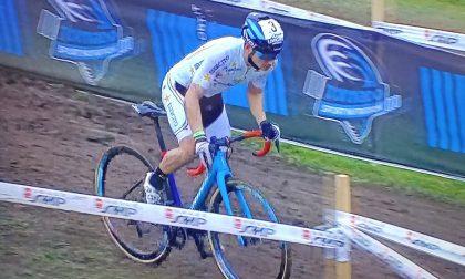 Grande Bertolini, è suo il campionato italiano di ciclocross